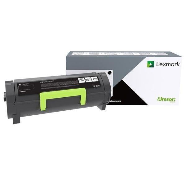 Lexmark Original Rückgabe - Druckerbildeinheit schwarz - 58D0Z00