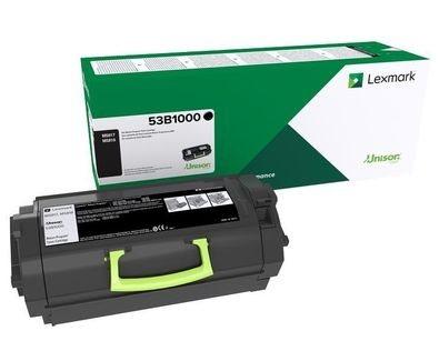 Lexmark Original Rückgabe-Toner schwarz -  53B2000