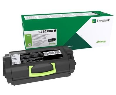 Lexmark Original - Rückgabe-Toner schwarz