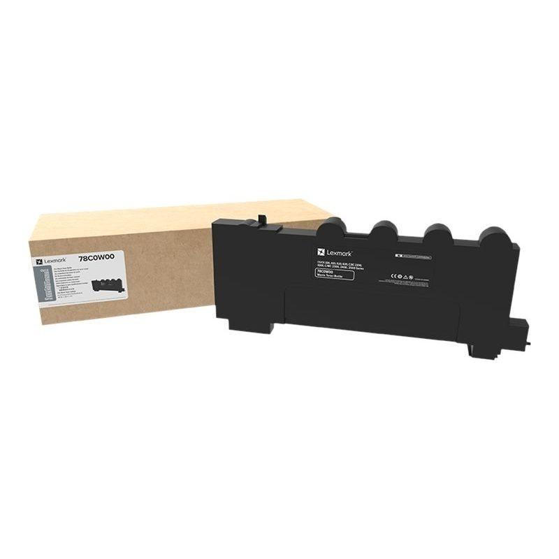 Lexmark Original - Resttonerbehälter - 78C0W00