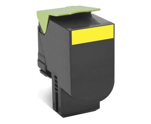 Lexmark Original - Toner gelb -  24B6010