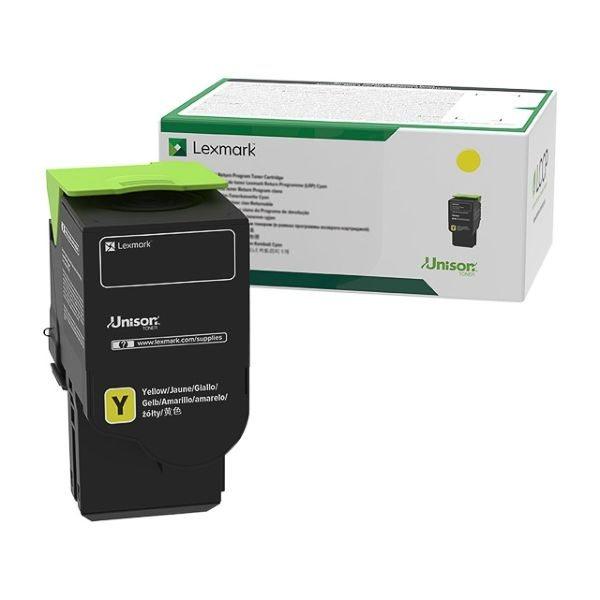 Lexmark Original - Toner gelb - C2320Y0