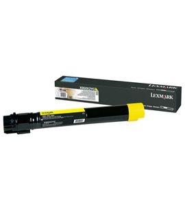 Lexmark Original Toner gelb
