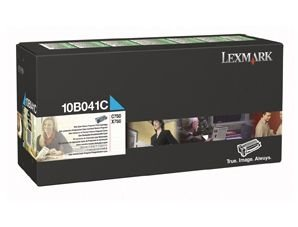 Lexmark Rückgabe-Tonerkassette cyan für C750