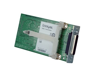 Lexmark RS-232C serielle Schnittstellenkarte