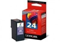 Lexmark Rückgabetinte Nr. 24 farbig für Z1400