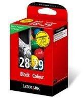 Lexmark Rückgabetinte Nr. 28 + 29 Kombipack für Z8