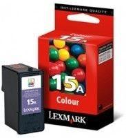 Lexmark Tintenpatrone Nr. 15A dreifarbig für Z2320
