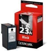 Lexmark Tintenpatrone Nr. 23A schwarz  für Z1400