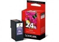 Lexmark Tintenpatrone Nr. 24A dreifarbig für Z1400