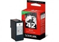 Lexmark Tintenpatrone Nr. 42 schwarz für Z1520