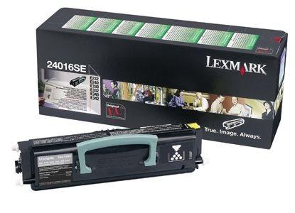 Lexmark Toner-Rückgabe-Druckkassette schwarz, orig