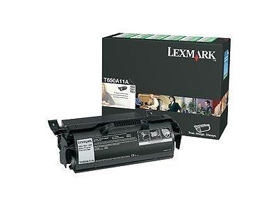 Lexmark Toner-Rückgabekassette schwarz für T650