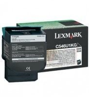 Lexmark Tonerkassette schwarz für C546, C546U1KG