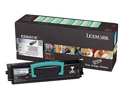 Lexmark Tonerkassette schwarz für E250