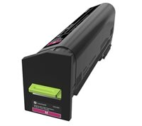 Lexmark Ultra HC Rückgabe-Tonerkassette Magenta