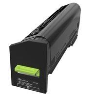 Lexmark Ultra HC Rückgabe-Tonerkassette Schwarz