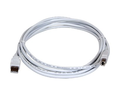 Lexmark USB-Druckerkabel, 2 m