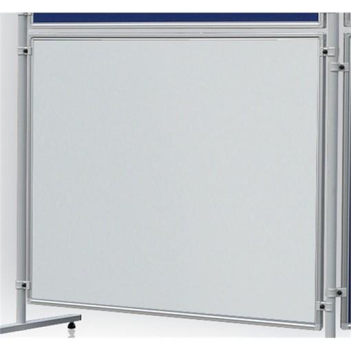 Magnetische Schreibtafel ECO, 120 x 120 cm, Weißwandtafel, lackiert