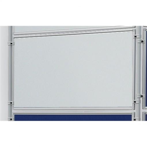 Magnetische Schreibtafel ECO, 120 x 90 cm, Weißwandtafel, lackiert