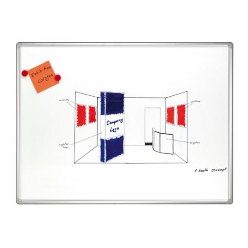 Magnetische Schreibtafel PRO, 120 x 90 cm