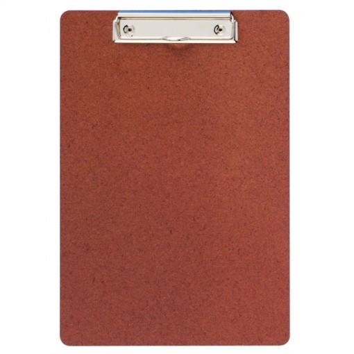 Maul A4 Schreibplatte Hartfaser Holz