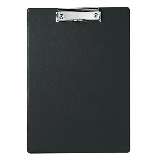 Maul A4 Schreibplatte mit Folien- überzug und 2 Neodym-Magneten schwarz