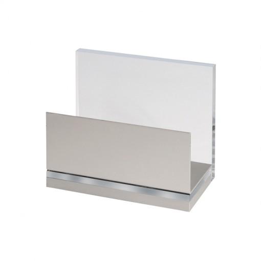 Maul Acryl-Kartenständer MAULacro transparant