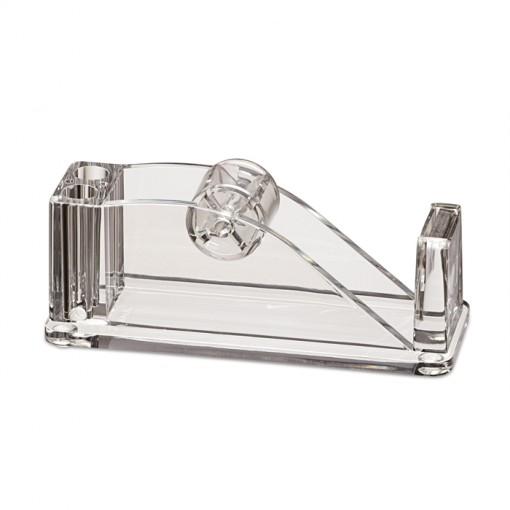 Maul Acryl-Klebeband-Abroller, ohne Klebeband transparant