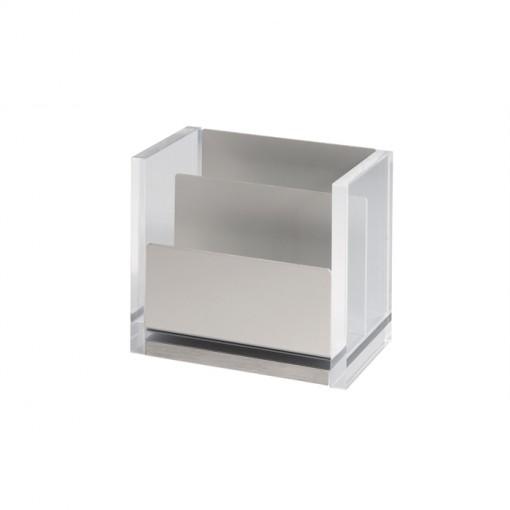 Maul Acryl-Zettelbox MAULacro transparant