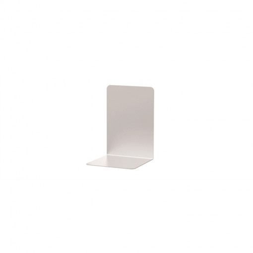 Maul Buchstützen aus Aluminium, 12 x 12 x 17,5 cm Aluminium