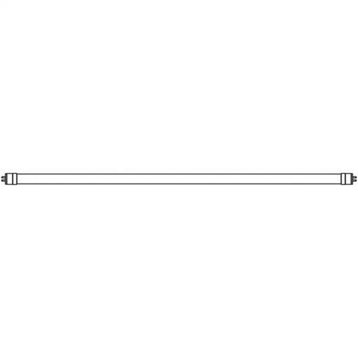 Maul Energiespar-Leuchtmittel, 14 Watt, Sockel G5, 4500 K transparant