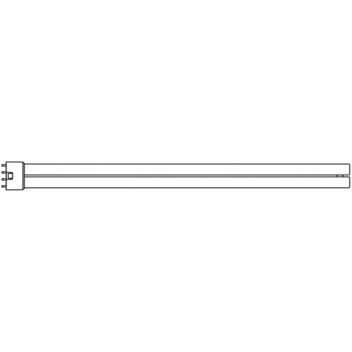 Maul Energiespar-Leuchtmittel, Sockel 2G11, 4500 K transparant