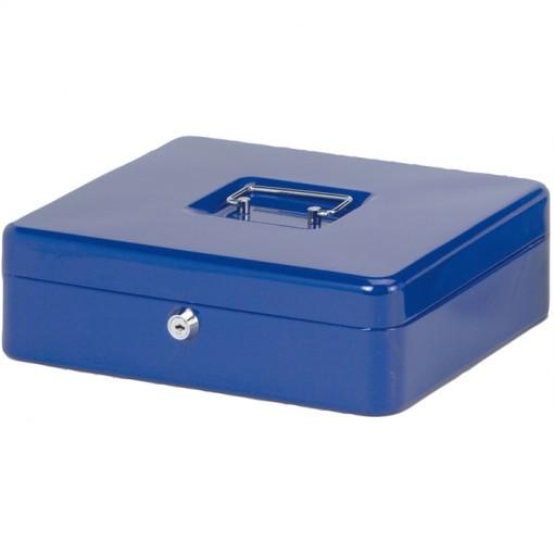 Maul Geldkassette 4, 30 x 24,5 x 9 cm blau
