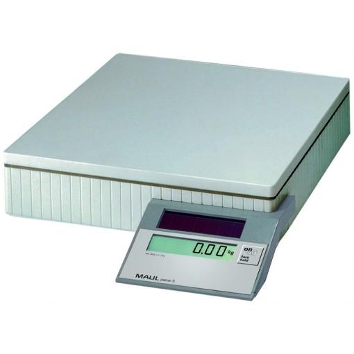 Maul Solar-Paketwaage MAULparcel S, 50 kg grau