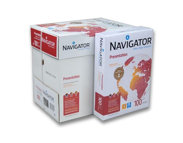 "Navigator ""Presentation"" - Papier DIN A4, 100g/m²"