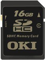 OKI 16 GB SDHC Karte für Secure Print/ Overlay