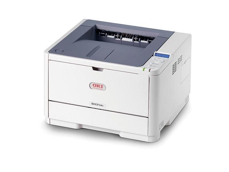 OKI B431DN+ Mono-Laserdrucker
