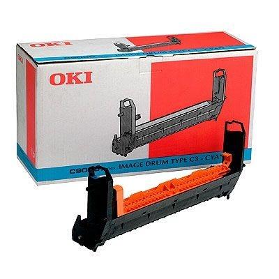 OKI Bildtrommel cyan für C9000/C9200/C9400