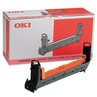 OKI Bildtrommel magenta für C9000/C9200/C9400