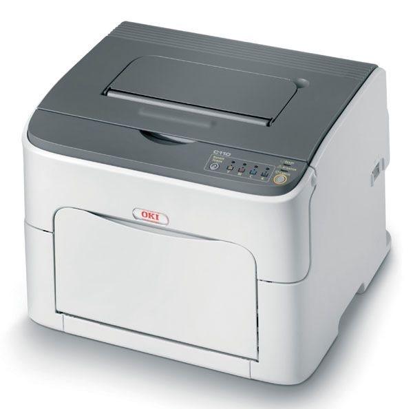 Oki C110 Farblaserdrucker