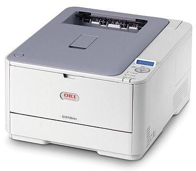 Oki C310DN Farblaserdrucker