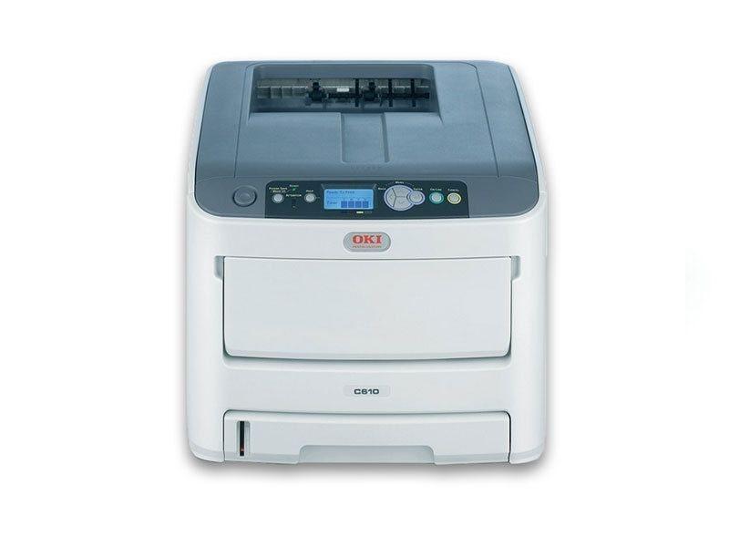 OKI C610N Farb-LED-Drucker