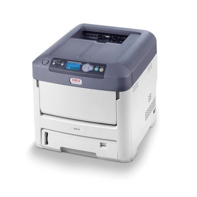 Oki C711DN Farblaserdrucker