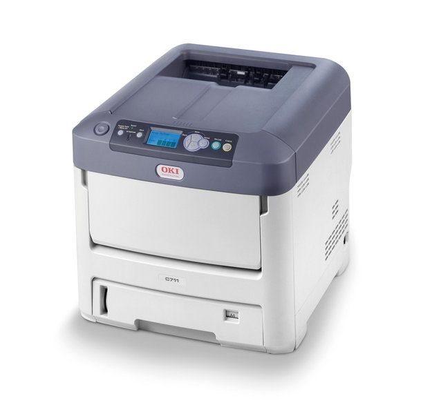 Oki C711N Farblaserdrucker