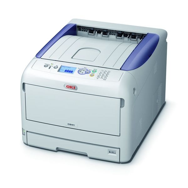 Oki C841N Farblaserdrucker A3