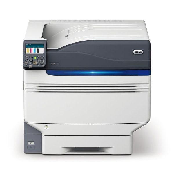 Oki C931DN Farblaserdrucker DIN A3