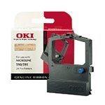 Oki Farbband 4-farbig für ML580/590/591, 40107101