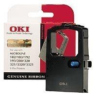 Oki Farbband für ML-182 - schwarz - 09002303