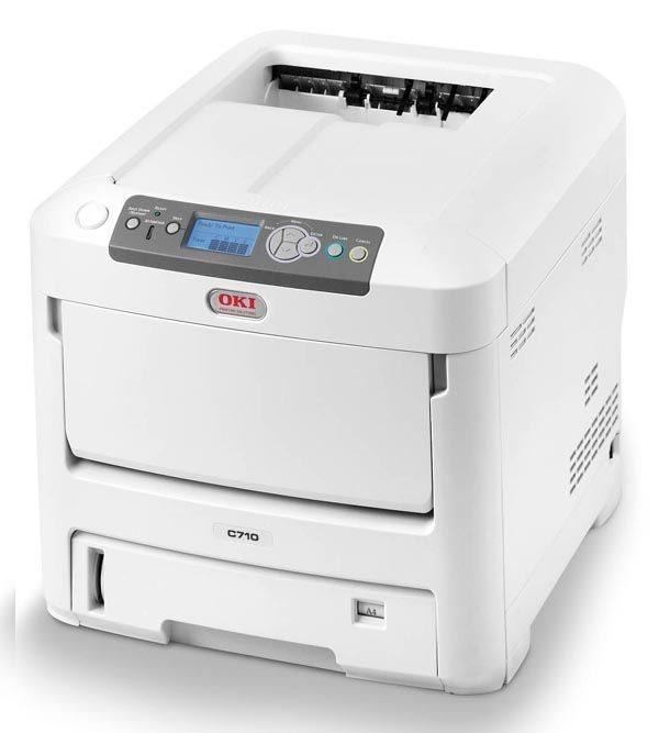 OKI Farblaserdrucker C710CDTN